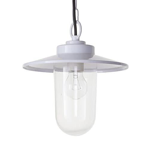 san francisco 2d247 7ee6d Vancouver 1 Light Pendant Ceiling Light IP44 Rated ...