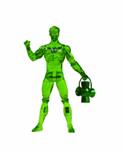 DC Direct Green Lantern Series 4: Green Lantern Hal Jordan (Power Glow) Action Figure
