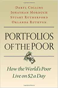 Portfolios of the Poor