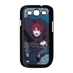 Nagato Naruto Shippuden Anime Samsung Galaxy S3 9 Cell Phone Case Black Personalized Phone Case LK5S3799S