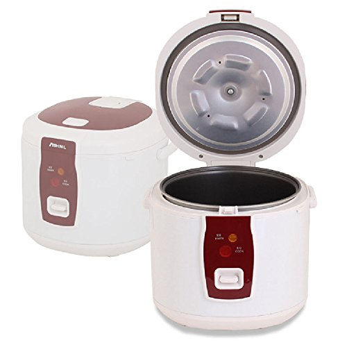 SHINIL SJC - 1100BT 10人着脱式電源コードにconvinient炊飯器 SHINIL SJC-1100BT 10 People Detachable Power Cord Convinient Rice Cooker 【並行輸入品】   B00N4UHQ6E