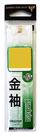 がまかつ(Gamakatsu)糸付金袖3号-ハリス0.4.11010-3-0.4-07の画像