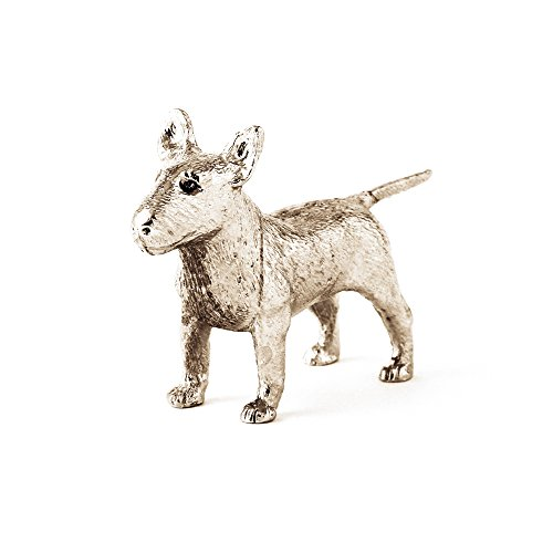 Bull Terrier Made in UK Artistic Style Dog Figurine Collection