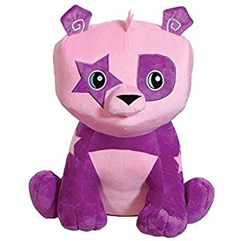 Amazon Com Animal Jam Cute Adorable Bright Purple Pink Panda Bear