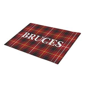 Robida Kitchen Rugs Doormat Scottish Long Doormat