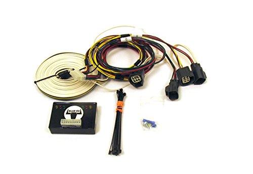 Blue Ox BX88283 EZ Light Wiring Harness Kit for Dodge Liberty