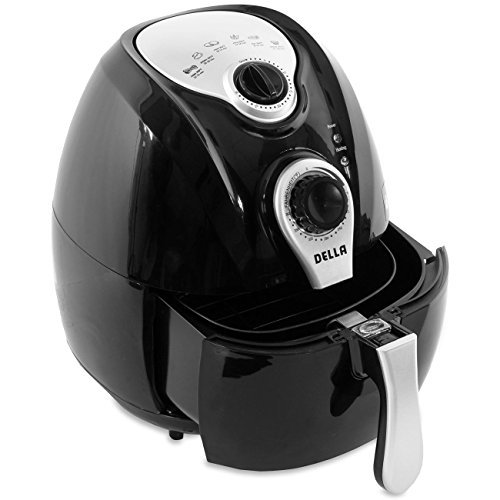 Eight24hours Electric Air Fryer Multifunction Programmable Timer