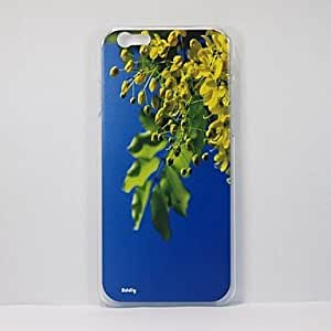 HJZ- Enjoy and Appreciate the Natural Scenery - A Photo of Golden Shower Tree Printed on a PC Hard Case for iPhone 6