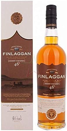 Finlaggan Sherry Finished Islay Single Malt Scotch Whisky in Gift Box - 700 ml