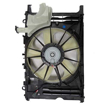 (TYC 623160 Toyota Corolla Replacement Cooling Fan Assembly)