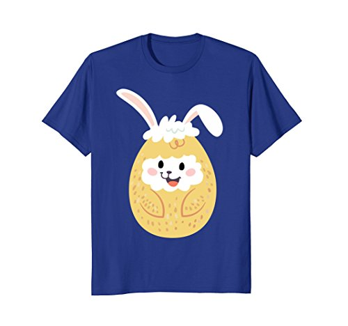 Adorable Easter Egg Bunny Chick Costume Happy Easter T Shirt