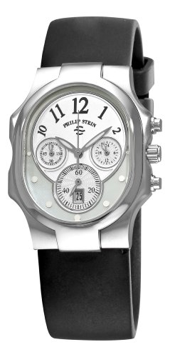 Philip Stein Women's 22-FMOP-RB Classic Chronograph Dial Watch