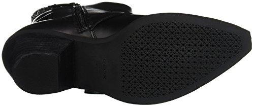 Lovai C9999 black Femme Santiags D A Geox Noir 4q5BwqP