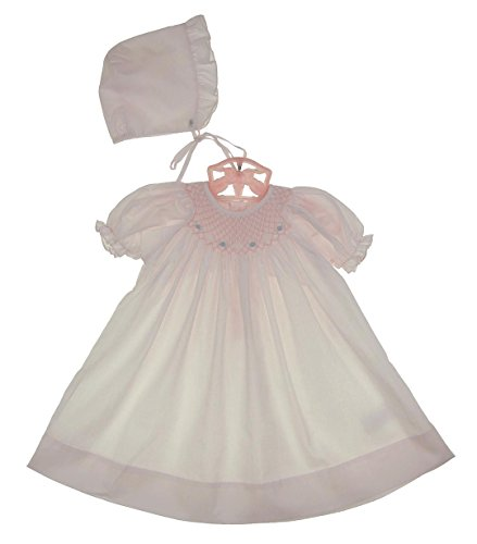 inexpensive baby girl smocked dresses - 1