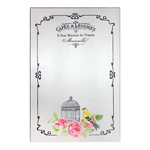 French Country Cafe Country Chic Mirror French Cafe Decor Country Kitchen 24 -