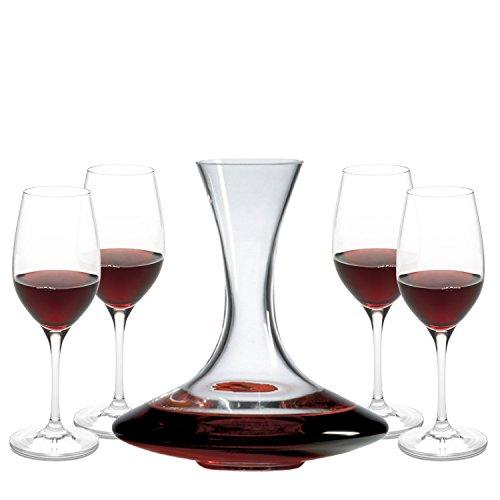 3 Vintner Series - Ravenscroft Crystal Chianti Wine Series Gift Set