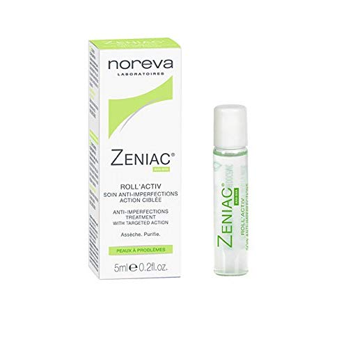 NOREVA LED ZENIAC Roll'Activ Soin Anti-Imperfections (5 ml)