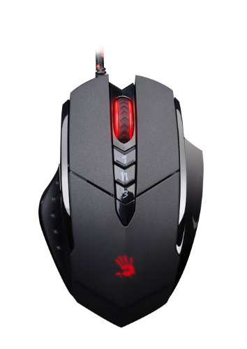 Bloody Optical Gaming Mouse with 8 Programmable Buttons and Advanced Macros (V7)