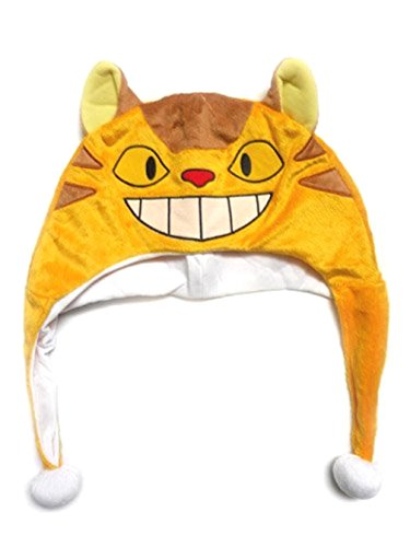 Cat Bus Totoro Costume (Totoro: Cat Bus Aviator Cosplay Hat)