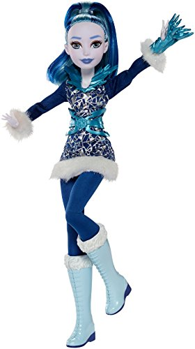 DC Super Hero Girls Frost Action Doll, 12