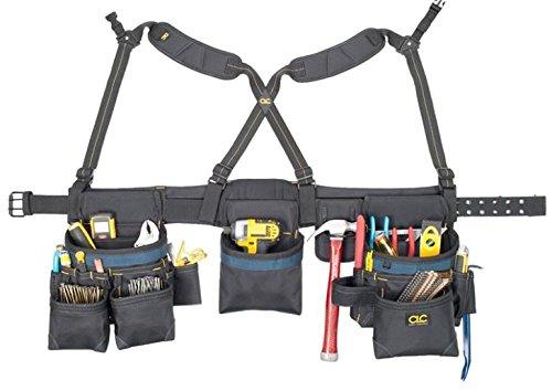 CLC Custom Leathercraft 2617 28-Pocket Framing Master Tool Belt