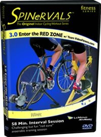 Spinervals Fitness 3.0: ''Enter the Red Zone'' DVD by Spinervals