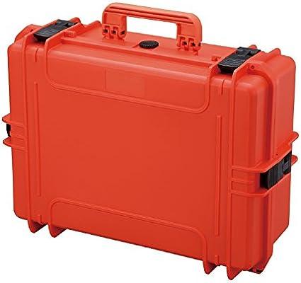 MAX max505s.001Naranja maletín