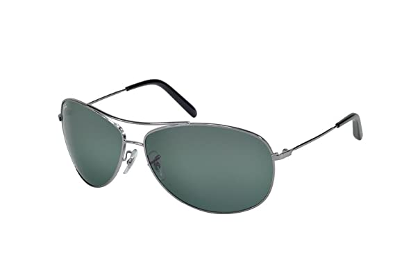 Amazon.com: Ray Ban rb3454e metal Aviator – 004/71 plata y ...