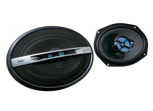 Sony XS-GTF6935B 6 x 9 inch 3-Way 300 Watt Coaxial Car Speak