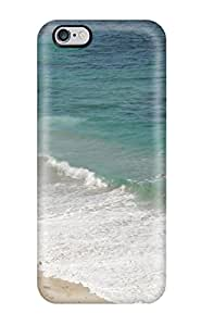 Shock-dirt Proof Waves Beach Sea People Surfers Case Cover For Iphone 6 Plus
