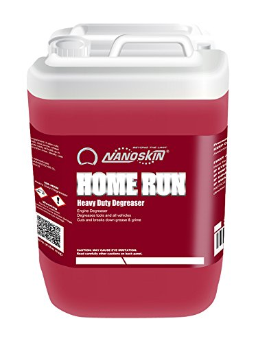 Nanoskin NA-HRN640 Home Run Heavy Duty Degreaser 4:1-19:1-5 Gallon, 640. Fluid_Ounces