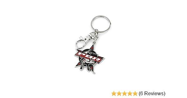 aminco Professional Bull Riders Impulse Keychain