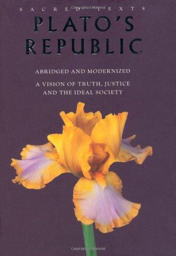 Sacred Texts: Plato's Republic