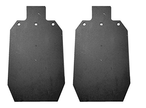 "UPC 711717778365, Tactical Scorpion Gear TSG-GG AR500 3/8"" Steel Shooting Target Gong Laser Cut (3/8' AR500, TWO 12"" x 20"" IDPA)"