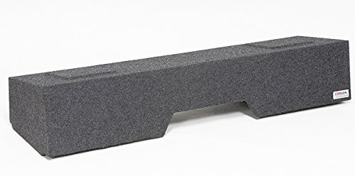 A152 10CP Sealed Carpeted Subwoofer Enclosure