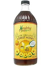 HEALTHY MATE Organic Raw Honey