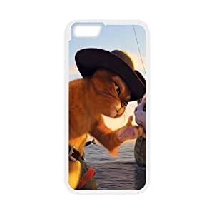 Elaboration Case Puss in Boots For iPhone 6 Plus 5.5 Inch NC1Q03060