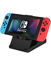 Nintendo Switch Ständer-Younik Kompakter Einstellbarer Spielständer für Nintendo Switch
