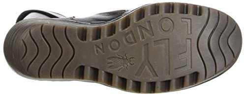 Boots Brown Yulo688fly Women's Fly London Chocolate p0Uqww