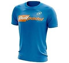 Bullpadel Camiseta ODP (XXL, Amarillo Fluor): Amazon.es: Deportes ...
