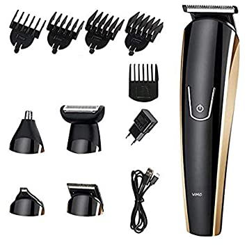 Hair Clippers Nose Hair Trimmer And Precision Trimmer Waterproof