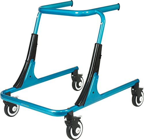 Gait Trainer Rifton - Wenzelite Trekker Gait Trainer, Youth, Blue, Model - TK 3000
