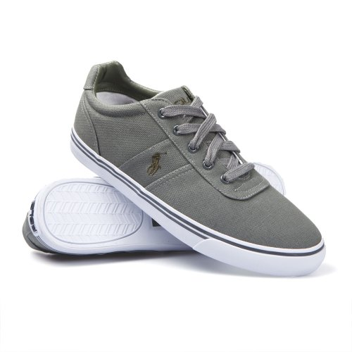POLO Ralph Lauren - Herren- Sneakers Hanford grau für herren