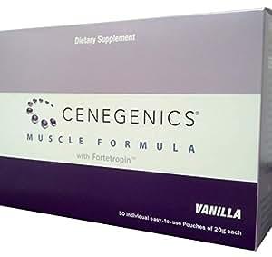 Amazon Com Cenegenics Muscle Formula With Fortetropin