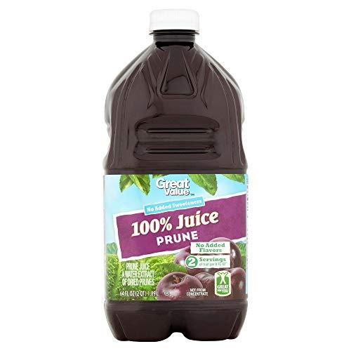 prune juice 100 - 8