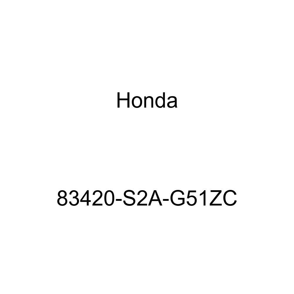 Honda Genuine 83420-S2A-G51ZC Center Console Set