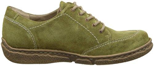 630 de Seibel SMU Oliv Neele 02 Verde para Cordones Josef Derby Mujer Zapatos d7pwXXq