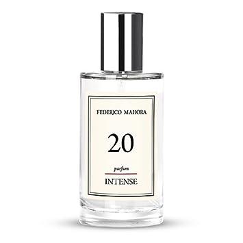 Fm 20 Eau De Parfum By Federico Mahora Colección Intensiva Para