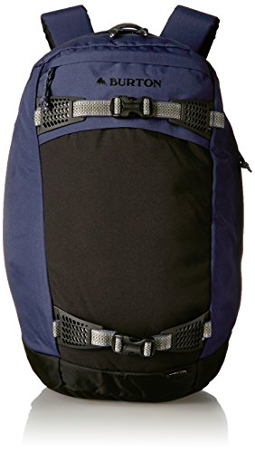 Burton Tactical, Lightweight Day Hiker 28L Backpack for Camping, Travel, Laptop Storage, Mood Indigo Rip Cordura