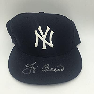 665b11ee53e Yogi Berra Signed Autographed Authentic New York Yankees Baseball Cap -  PSA DNA Certified - Autographed Hats
